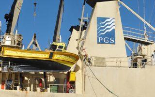 Η νορβηγική εταιρεία PGS διεξήγαγε σεισμικές έρευνες στο Ιόνιο και νότια της Κρήτης. Με βάση στοιχεία που προέκυψαν, αναμένεται τους επόμενους δύο μήνες να χαραχθούν νέα οικόπεδα.
