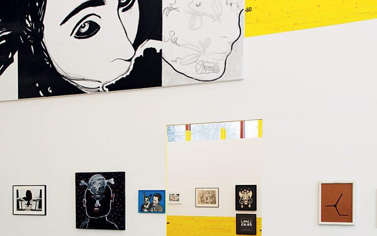 Στο 21er Haus, μια έκθεση αφιερωμένη στον Franz Graf (έως 25/5). (Φωτογραφία: WienTourismus/Karl Thomas)