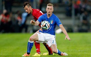 Ισόπαλη με το Λουξεμβούργο αναδείχθηκε η Ιταλία σε φιλικό αγώνα.