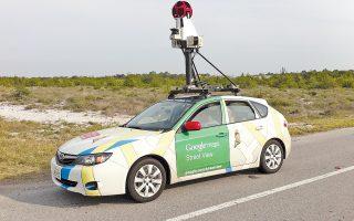 Ενα από τα αυτοκίνητα της Google, που έχουν αποτυπώσει ήδη το 60% έως 70% της χώρας μας, σύντομα θα ανανεώσουν τις ήδη φωτογραφημένες περιοχές με νέες εικόνες, αλλά θα «σαρώσουν και καινούργια μέρη.