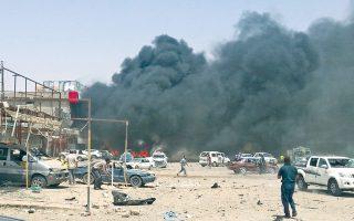 Βομβιστική ενέργεια την Κυριακή, με στόχο τα γραφεία κουρδικού κόμματος στην Τουζ Χουρμάτο του Βορείου Ιράκ.
