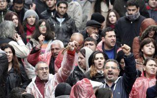 Η μεγάλη διαδήλωση στις 11 Μαρτίου στην Πόλη, στη μνήμη του 15χρονου Μπερκίν.