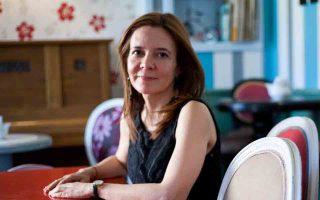 «Πριν από την κρίση», εξομολογείται η Αμάντα Μιχαλοπούλου, «έγραφα για να γράφω. Τώρα πρέπει να υπάρχει πολύ σημαντικός λόγος για να γράψω».