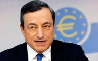 Ο πρόεδρος της ΕΚΤ Μάριο Ντράγκι δεν απέκλεισε στις 5 Ιουνίου την προσφυγή στην ποσοτική χαλάρωση εφόσον δεν αυξηθεί ο πληθωρισμός.
