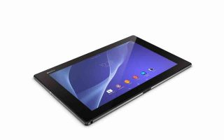 Το Xperia Tablet Z2 της Sony είναι εφοδιασμένο με τετραπύρηνο επεξεργαστή Snapdragon 801, χρονισμένο στα 2,3 GHz και μνήμη RAM 3 GB.