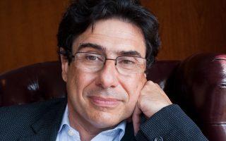 Ο καθηγητής Οικονομικών του Πανεπιστημίου Harvard, Φιλίπ Αγκιόν.