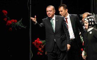 Ο πρωθυπουργός της Τουρκίας Ρετζέπ Ταγίπ Ερντογάν, με τη συγκατάθεση του προέδρου Αμπντουλάχ Γκιουλ, θα ανακοινώσει την υποψηφιότητά του για τις προεδρικές εκλογές, εκτός απροόπτου, περί τα μέσα Ιουνίου.