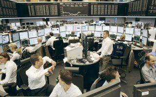 Στα 18 μεγαλύτερα ευρωπαϊκά χρηματιστήρια τα 11 έκλεισαν χθες με αρνητικό πρόσημο.