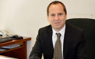 Ο εκπρόσωπος της Ελλάδας στο Euroworking Group Χριστόδουλος Στεφανάδης.