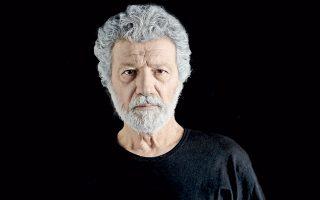 """«Δεν μπορώ αυτό το """"εμείς οι Ελληνες"""" λες και είμαστε οι καλύτεροι του κόσμου. Ούτε τη βία δικαιολογώ, όποιο χρώμα και αν έχει», λέει ο Γιάννης Φέρτης."""