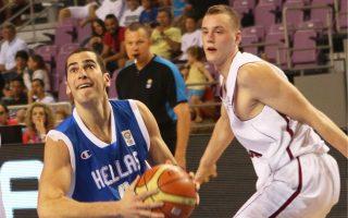 Ο Μποχωρίδης ήταν ο κορυφαίος της Εθνικής νέων στη νίκη κόντρα στη Λεττονία με 79-77.