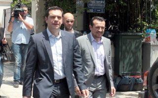 Την επόμενη εβδομάδα αναμένεται να συναντηθεί ο Αλ. Τσίπρας με τον Κάρ. Παπούλια, στο Προεδρικό Μέγαρο.