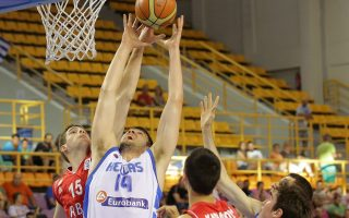 Ο Διαμαντάκος έδωσε τη νίκη στην Εθνική Νέων χθες επί της Σερβίας.