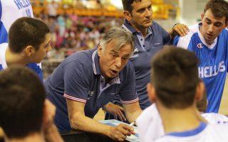 Η Εθνική Νέων ηττήθηκε από την Ισπανία στο Ηράκλειο με 60-58.