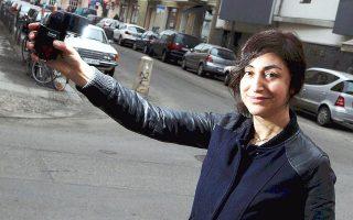 Η Τουρκάλα εικαστικός θα είναι παρούσα στα εγκαίνια στο Πυθαγόρειο.