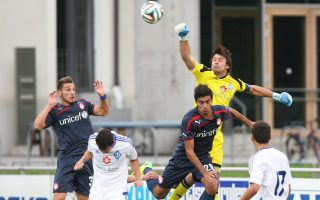 Ο Ολυμπιακός απέσπασε ισοπαλία 1-1 από την Ντιναμό Κιέβου στο χθεσινό φιλικό στην Αυστρία. Σήμερα επιστρέφει στην Ελλάδα.