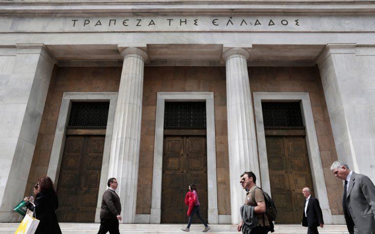 Αποκλείει το ενδεχόμενο δημιουργίας «κακής» τράπεζας η Τράπεζα της Ελλάδος