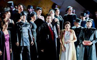 Πολυπρόσωπη και θεαματική, η όπερα του Βέρντι «Οθέλλος» είναι η νέα παραγωγή που παρουσιάζει η Λυρική Σκηνή από την ερχόμενη Κυριακή στο Ηρώδειο. Σε ανοικτό διάλογο με την κοινωνία, η Εθνική Λυρική Σκηνή είναι ένας κρατικός οργανισμός που έχει κάνει την έκπληξη μέσα από ένα πλέγμα δράσεων και προτάσεων.