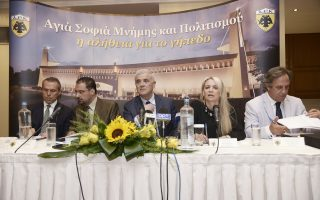Ο Δημήτρης Μελισσανίδης και οι συνεργάτες του εξέφρασαν τη βεβαιότητά τους ότι θα υλοποιηθεί το νέο γήπεδο της ΑΕΚ.