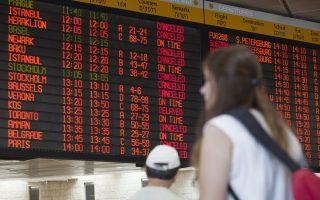Ακυρώσεις πτήσεων στο Μπεν Γκουριόν. Οι διεθνείς πτήσεις σταδιακά επανέρχονται στο ισραηλινό αεροδρόμιο.