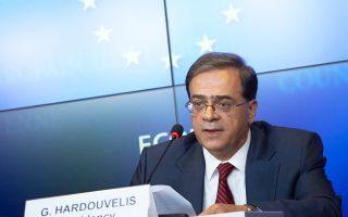 Κατά τον κ. Γκίκα Χαρδούβελη, το διακύβευμα των στρες τεστ είναι η προσπάθεια σταθεροποίησης και ανάκαμψης της οικονομίας.
