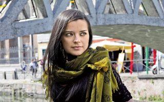 Η Ιταλίδα συγγραφέας Ραφαέλα Σιλβέστρι αναδείχθηκε από το τηλεοπτικό talent show «Masterpiece» που μεταδόθηκε από το κρατικό κανάλι RΑΙ3.