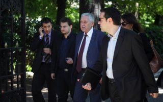 Η εξέλιξη του «φλερτ» ανάμεσα στον ΣΥΡΙΖΑ και στη ΔΗΜΑΡ σε κοινό βηματισμό αποτελεί ζητούμενο για την Κουμουνδούρου.