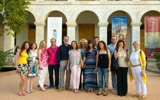 Η ομάδα του Athens Sculptures