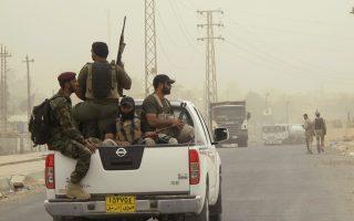 Οι αναλυτές της τράπεζας εκτιμούν ότι αν η προέλαση των σουνιτών μαχητών δεν ανακοπεί, η υψηλή τιμή πετρελαίου είναι αναπόφευκτη προχωρώντας προς το 2015.