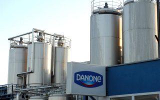 Στο πλαίσιο συνολικής αναδιάρθρωσης που διενεργεί ο όμιλος στην Ευρώπη, οι αποφάσεις για την Danone Ελλάδος θα λαμβάνονται πλέον από την Danone Νοτιοανατολικής Ευρώπης με έδρα τη Ρουμανία. Η εμπορική εταιρεία θα συνεχίσει να υφίσταται στην Ελλάδα χωρίς να προβεί σε μείωση προσωπικού.