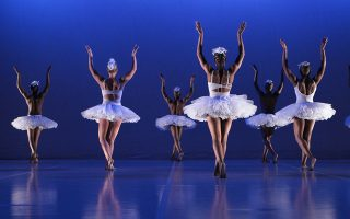 Dada Masilo's 'Swan Lake' as previewed at the Dance Factory in Newtown, Johannesburg.