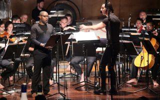 Ο Θεόδωρος Κουρεντζής διευθύνει το Kyklos Ensemble και ερμηνεύει ο τενόρος Keith Bernard Stonum.