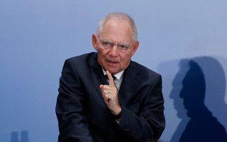 Ο Γερμανός υπουργός Οικονομικών Βόλφγκανγκ Σόιμπλε δήλωσε: «Η Γερμανία θα ωφεληθεί από τη συμφωνία, αρκεί οι διαπραγματεύσεις να διεξάγονται με διαφάνεια, ειδάλλως δεν θα υπάρξει συμφωνία».
