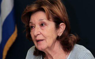 Η καθηγήτρια στο Παν. Αθηνών και στην Εθνική Σχολή Δημόσιας Υγείας Αντωνία Τριχοπούλου βρέθηκε στον σχετικό κατάλογο