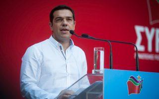 O κ. Τσίπρας κατηγόρησε την κυβέρνηση ότι ενδιαφέρεται μόνον για την αναπαραγωγή του κομματικού, πελατειακού Δημοσίου.
