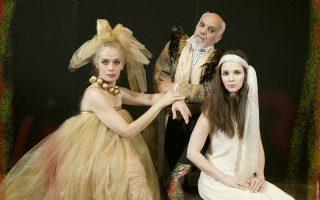 Τρεις από τους ηθοποιούς του «Fantastico», μιας «εφιαλτικής κωμωδίας».