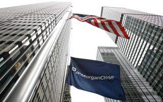 Στην Ευρώπη η JPMorgan ελέγχει ένα χαρτοφυλάκιο ακινήτων αξίας 5,7 δισ. ευρώ, ενώ σε παγκόσμια βάση διαθέτει ακίνητα συνολικής αξίας 33,4 δισ. ευρώ.