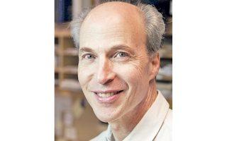 Πολλοί από τους καλύτερους επιστήμονες στον κόσμο είναι Ελληνες, λέει ο βραβευμένος με Νομπέλ Χημείας, καθηγητής Ρότζερ Κόρνμπεργκ.