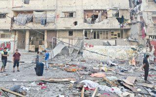 Ακόμη ένας κύκλος πόνου, αίματος, καταστροφής ξεκίνησε την περασμένη εβδομάδα στη Γάζα, μετά τους ανηλεείς βομβαρδισμούς της ισραηλινής αεροπορίας.