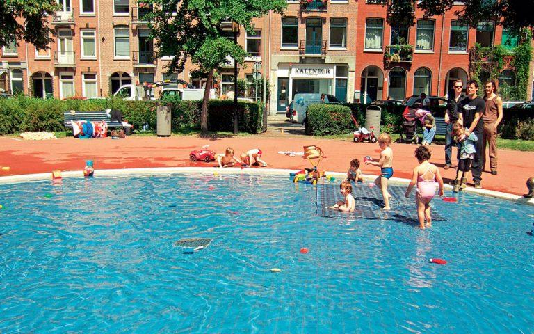 Το Αμστερνταμ είναι από τις πλέον φιλικές μεγαλουπόλεις της Ευρώπης στις οικογένειες με μικρά παιδιά.