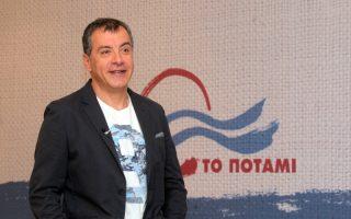 Ο δημοσιογράφος Σταύρος Θεοδωράκης ανακοίνωσε τα ονόματα των στελεχών που συνεργάζονται με το νεοσύστατο κόμμα του «το Ποτάμι», Τρίτη 4 Μαρτίου 2014. ΑΠΕ-ΜΠΕ/ΑΠΕ-ΜΠΕ/Παντελής Σαίτας
