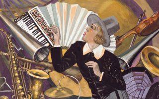 «Χορεύτρια τζαζ», 1929, LVR-LandesMuseum.