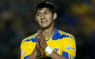 Ο νεαρός ποδοσφαιριστής της Τίγκρες Aλαν Πουλίδο είναι πολύ κοντά σε συμφωνία με τον Ολυμπιακό