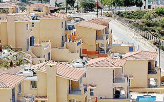 H πτώση των τιμών στις μονοκατοικίες ήταν μικρότερη (8%).