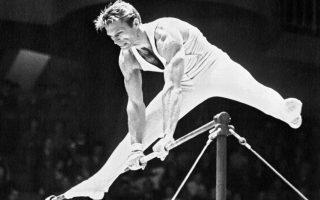 O Mπόρις Σάχλιν βρήκε διέξοδο μέσω του αθλητισμού και κατάφερε να καταξιωθεί στο παγκόσμιο στερέωμα.