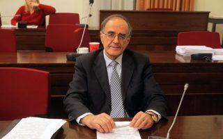 O γενικός γραμματέας Διαφάνειας, κ. Γιώργος Σούρλας