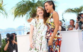 Celebrities attend the 'Captives' Photocall during the 67th Annual Cannes Film Festival on May 16, 2014 in Cannes, France.<P><noscript><img width=