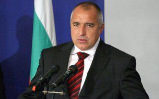 Σημειώνεται ότι ο αρχηγός της αξιωματικής αντιπολίτευσης Μπόικο Μπορίσοφ, μετά τη λήξη της συνεδρίασης του Συντονιστικού Συμβουλίου Εθνικής Ασφάλειας που διεξήχθη υπό τον πρόεδρο Πλέβνελιεφ χθες τη νύχτα στη Σόφια, ζήτησε την παραίτηση των μελών του Δ.Σ. της ΒΝΒ.