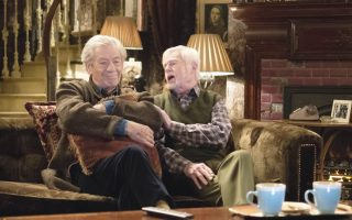A BROWN EYED BOY PRODUCTION FOR ITVVICIOUSSERIES 1EPISODE 3Starring: IAN McKELLEN as Freddie and DEREK JACOBI as Stuart.All images are Copyright ITV/BROWN EYED BOY and may only be used in relation to Vicious.For more info please contact Pat Smith at patrick.smith@itv.com or 02071573044