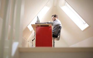 Ο Κώστας Πουλόπουλος εργάζεται σε ένα από τα μεγαλύτερα αρχιτεκτονικά γραφεία της Δανίας με διεθνή εμβέλεια.